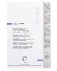 Canova Viscaplus 60 Softgel Integratore Alimentare