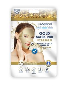 +MEDICAL SKINCARE MASC ORO15ML