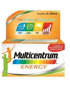 MULTICENTRUM ENERGY 60 CAPSULE