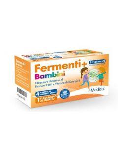 FERMENTI+ BAMBINI 8 FLACONCINI