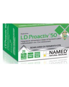 Disbioline Ld Proactiv 50 20 Compresse