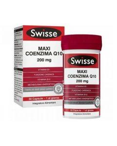 Swisse Maxi Coenzima Q10 30 Capsule 1500 Mg