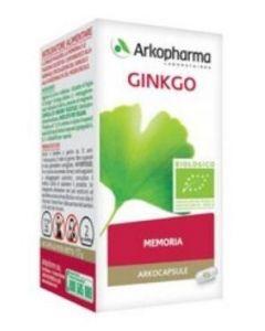ARKOPHARMA Arkocapsule Ginkgo Bio 45 Capsule