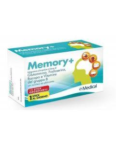 MEMORY+ POLV OROSOLUB 12STICK