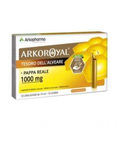 Arkoroyal Pappa Reale 1000 Mg 20 Fiale Bio Promo