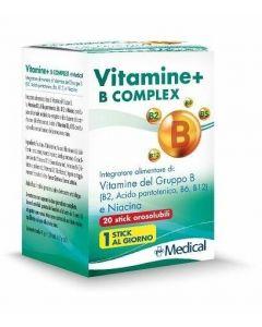 VITAMINE+ B COMPLEX 20STICK
