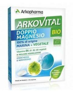 ARKOVITAL DOPPIO MAGNESIO BIO 30 COMPRESSE