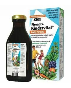 KINDERVITAL FRUITY FORM P250ML