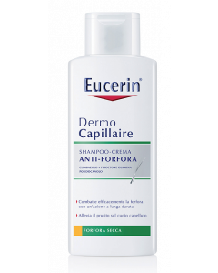 Eucerin Shampoo/crema Anti Forfora Secca 250 Ml
