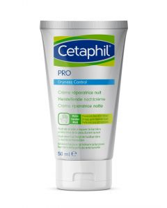 Cetaphil Pro Dryness Control Crema Mani Riparatrice Notte 50 Ml