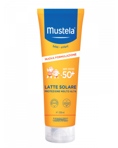 Mustela Solare Tubo 250ml New