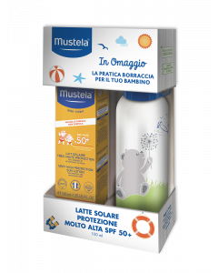 Mustela Sol 100ml+ Borraccia