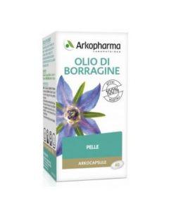 Arkocps Olio Borrag Bio 60cps