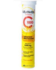 Multivitamix Vit C 1000 20cpr