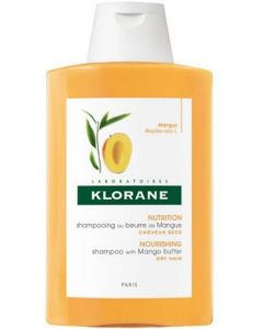 Klorane Shampoo Burro Man400ml