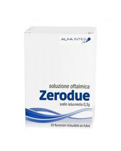 Zerodue Soluzione Oftalmica 20 Flaconcini