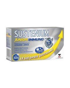 Sustenium Immuno Energy Junior Integratore Alimentare 14 Bustine