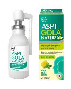 Aspi Gola Natura Spray Men/lim