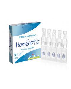 Homeoptic Collirio Monodose 10 Fiale Da 0,4ml