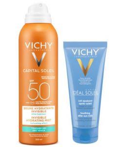 Cs Spray Invis 50+dopos100ml