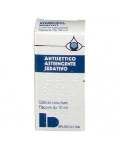 ANTISETTICO ASTRINGENTE SEDATIVO COLLIRIO, SOLUZIONE