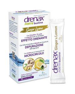 Drenax Forte Ginger Lemon 15st