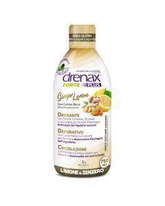 Drenax Forte Ginger Lemon 750 Ml Drenante