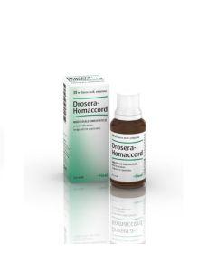 Drosera Homaccord*orale Gtt 1 Flacone Da 30 Ml
