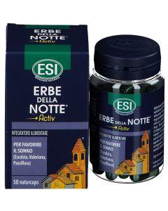 ERBE DELLA NOTTE ACTIV 50 CAPSULE