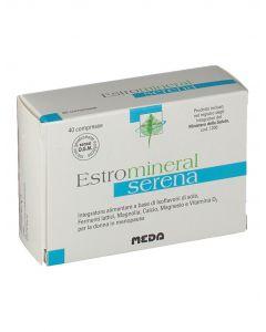 ESTROMINERAL SERENA 40 compresse integratore menopausa
