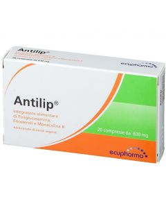 Antilip 20 Compresse