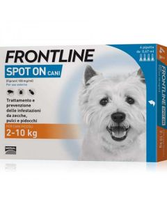Frontline Spot-on Cani