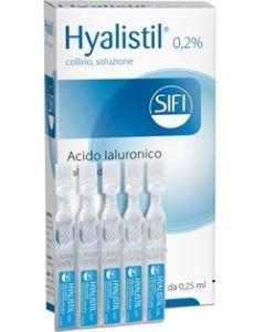Hyalistil 0,2% Collirio 20 Fiale Monodose