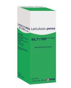 Lattulosio Pensa 66,7%  Sciroppo 180ml