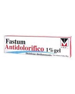 FASTUM ANTIDOLORIFICO 10 MG/G GEL