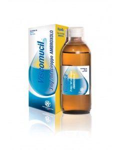 Abc Viscoflu 3mg/ml Sciroppo Trattamento Affezioni Respiratorie Flacone 200ml
