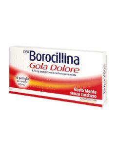 NEO BOROCILLINA GOLA DOLORE