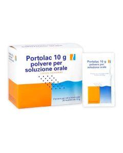 Portolac 10g Polvere Per Soluzione Orale 20 Bustine
