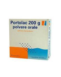 Portolac 200g Polvere Per Soluzione Orale