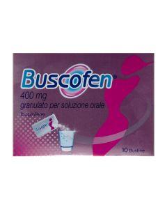 Buscofen 400mg Granulato 10 Bustine