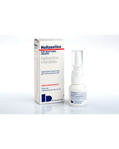 Naftazolina*spray Nas 10ml0,2%
