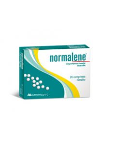 NORMALENE 5 MG COMPRESSE RIVESTITE