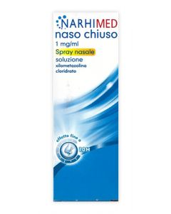 NARHIMED NASO CHIUSO 1 MG/ML SOLUZIONE