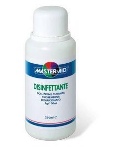Master Aid Disinfettante Soluzione 250 Ml