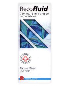 Recofluid*scir Fl 150ml 750mg
