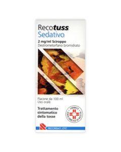Recotuss Sedativo 2 Mg/ml  Sciroppo 100ml