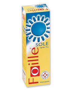 Foille Sole Spray Cutaneo  70g
