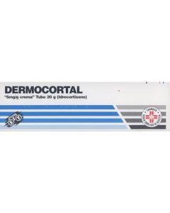 DERMOCORTAL CREMA 20 G 0,5%
