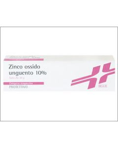 ZINCO OSSIDO SELLA 10% UNGUENTO