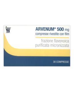 ARVENUM 500 MG COMPRESSE RIVESTITE CON FILM